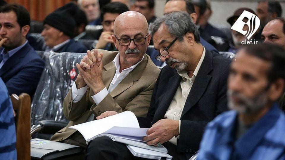اولین جلسه دادگاه موسسه تعاونی اعتباری اعتماد ایرانیان در مشهد - 7