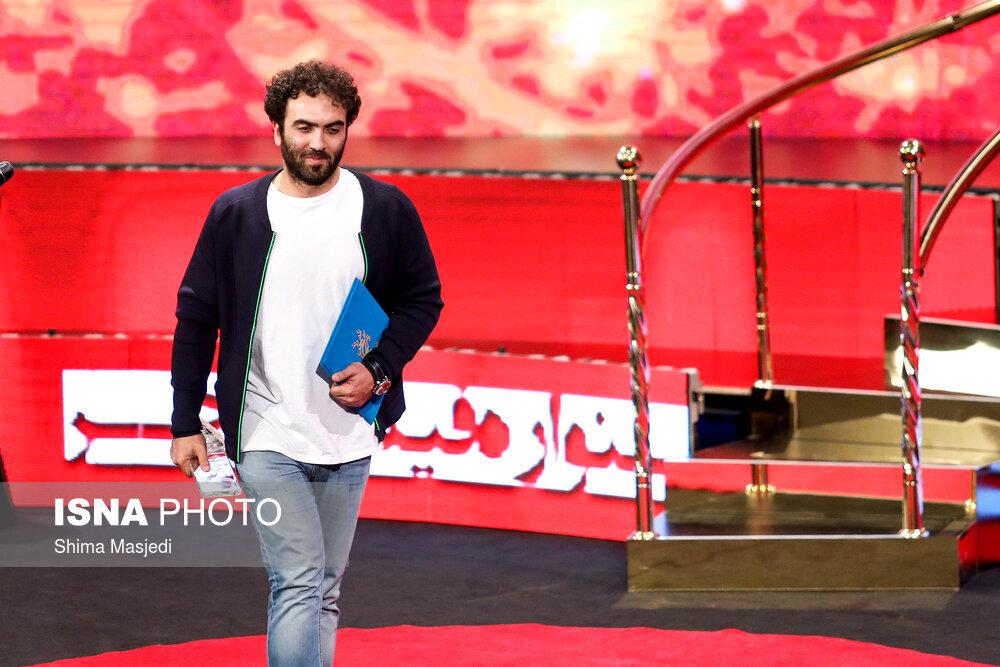 واکنش تند داور جشنواره فیلم فجر به رفتار عجیب همایون غنیزاده - 5
