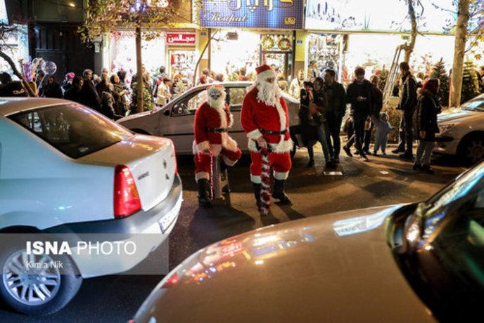 خرید کریسمس در تهران - 21