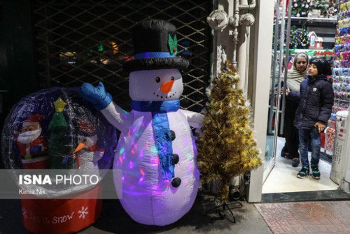 خرید کریسمس در تهران - 16