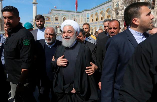 تحلیل «واشنگتنپست» از پیامها و دستاوردهای سفر روحانی به عراق - 0