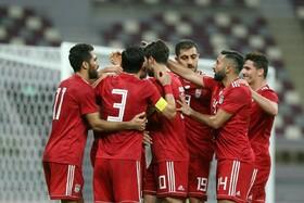 بازی دوستانه/ ایران ۲ - ۱ قطر - 1
