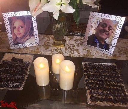 مرگ پدر و دختر در حادثه اتوبوس علوم تحقیقات (عکس) - 2