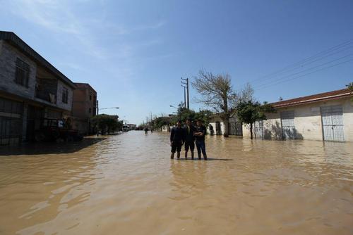 گزارش تصویری اختصاصی عصر ایران از مناطق سیلزده آققلا و روستاهای اطراف - 63