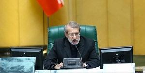 علی لاریجانی: دریافتی مدیران باید روی سایت قرار گیرد - 0