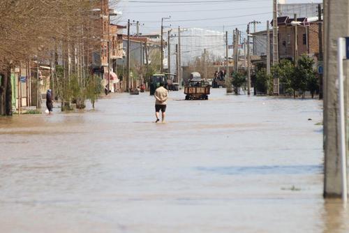 گزارش تصویری اختصاصی عصر ایران از مناطق سیلزده آققلا و روستاهای اطراف - 13
