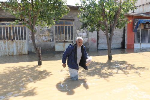 گزارش تصویری اختصاصی عصر ایران از مناطق سیلزده آققلا و روستاهای اطراف - 25