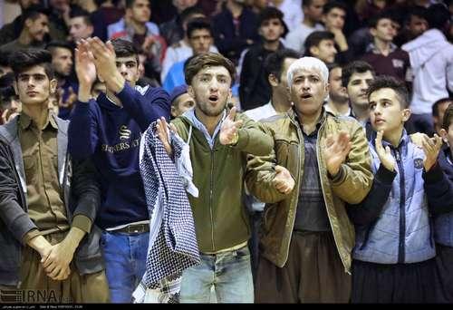 مریوان؛ جشن صعود تیم راهیاب ملل به لیگ برتر (عکس) - 18