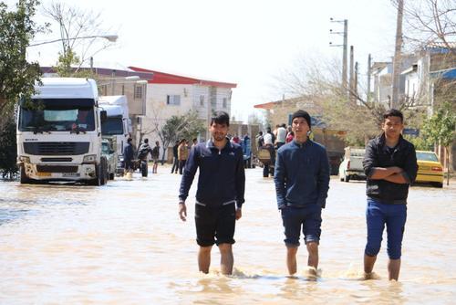 گزارش تصویری اختصاصی عصر ایران از مناطق سیلزده آققلا و روستاهای اطراف - 24
