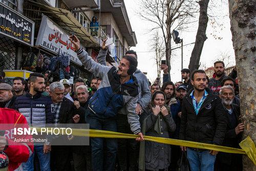 درگیری مسلحانه در رشت (عکس) - 4