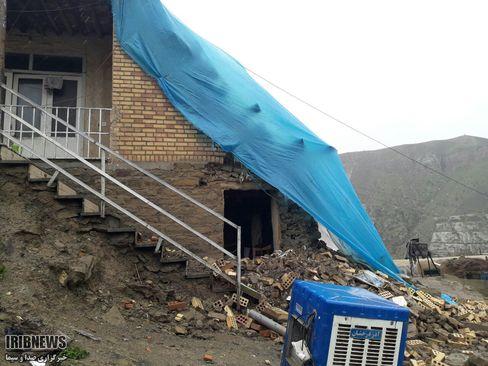 سیلاب در روستاهای استان گلستان (عکس) - 18