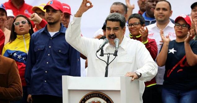 «مادورو»: دلیل قطع برق، حملات سایبری آمریکاست - 15