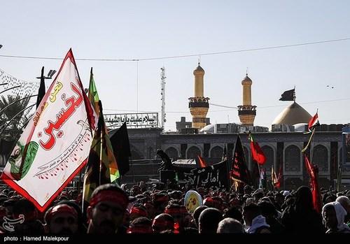 اربعین حسینی در کربلای معلی (عکس) - 17