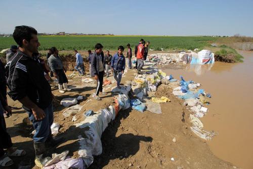 گزارش تصویری اختصاصی عصر ایران از مناطق سیلزده آققلا و روستاهای اطراف - 39