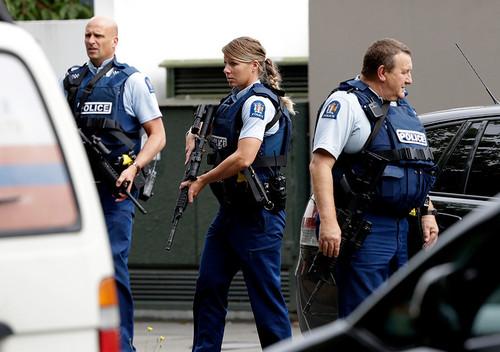 حمله مسلحانه به ۲ مسجد در نیوزیلند +عکس - 8