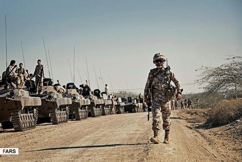 رزمایش نیروی زمینی سپاه (عکس) - 14