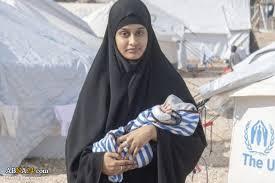 نوزاد عروس داعش، مرده است - 0