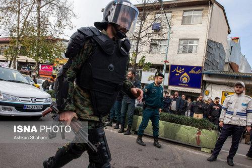 درگیری مسلحانه در رشت (عکس) - 8