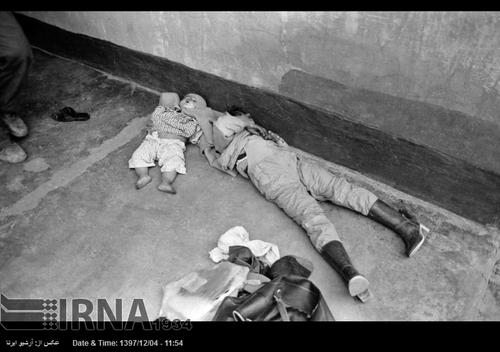 بمباران شیمیایی حلبچه از سوی رژیم بعث عراق (عکس) - 4