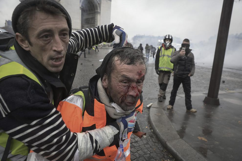 """سومین هفته اعتراضات سراسری در فرانسه/ """"جلیقه زردها"""" کیستند و چه میخواهند؟ - 6"""
