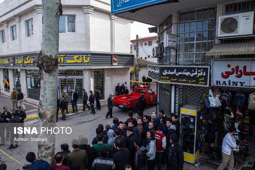 درگیری مسلحانه در رشت (عکس) - 2