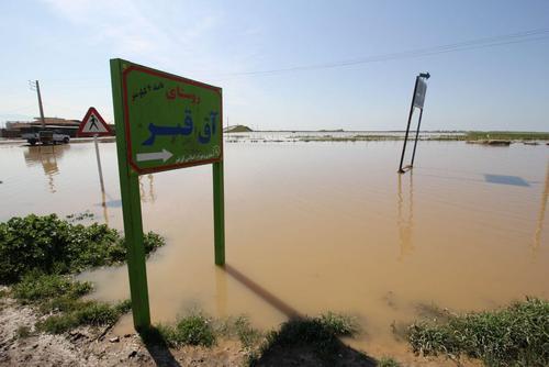 گزارش تصویری اختصاصی عصر ایران از مناطق سیلزده آققلا و روستاهای اطراف - 49
