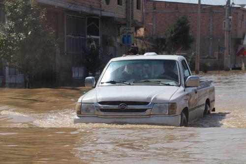 گزارش تصویری اختصاصی عصر ایران از مناطق سیلزده آققلا و روستاهای اطراف - 36