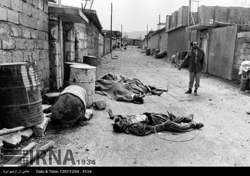 بمباران شیمیایی حلبچه از سوی رژیم بعث عراق (عکس) - 11