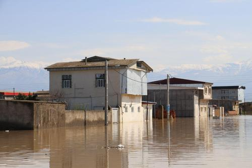 گزارش تصویری اختصاصی عصر ایران از مناطق سیلزده آققلا و روستاهای اطراف - 54
