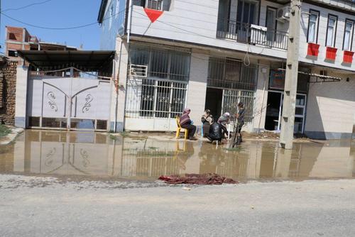 گزارش تصویری اختصاصی عصر ایران از مناطق سیلزده آققلا و روستاهای اطراف - 30