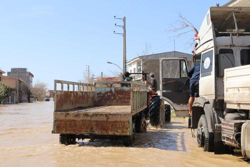 گزارش تصویری اختصاصی عصر ایران از مناطق سیلزده آققلا و روستاهای اطراف - 27