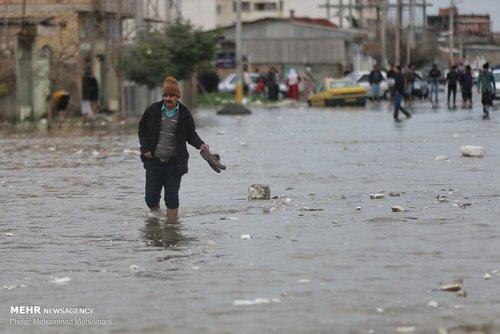 سیلاب در روستاهای استان گلستان (عکس) - 13