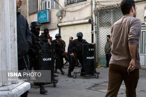 درگیری مسلحانه در رشت (عکس) - 7