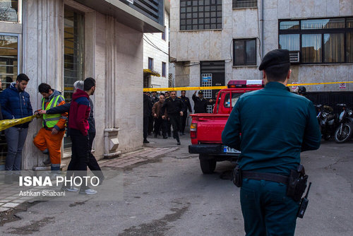 درگیری مسلحانه در رشت (عکس) - 3