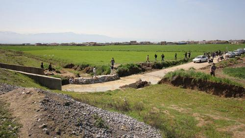 گزارش تصویری اختصاصی عصر ایران از مناطق سیلزده آققلا و روستاهای اطراف - 41