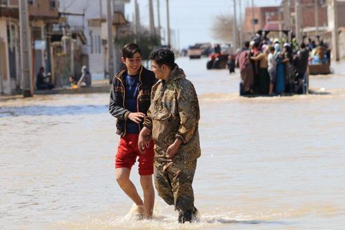 گزارش تصویری اختصاصی عصر ایران از مناطق سیلزده آققلا و روستاهای اطراف - 20