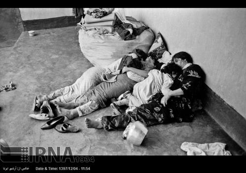 بمباران شیمیایی حلبچه از سوی رژیم بعث عراق (عکس) - 9