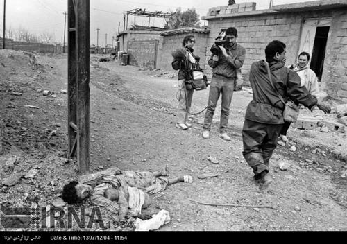 بمباران شیمیایی حلبچه از سوی رژیم بعث عراق (عکس) - 7