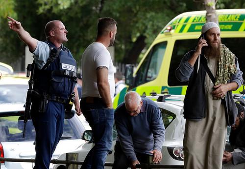 حمله مسلحانه به ۲ مسجد در نیوزیلند +عکس - 7