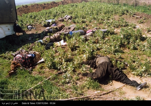 بمباران شیمیایی حلبچه از سوی رژیم بعث عراق (عکس) - 19
