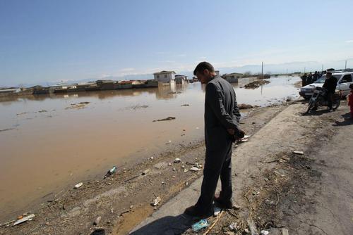 گزارش تصویری اختصاصی عصر ایران از مناطق سیلزده آققلا و روستاهای اطراف - 62