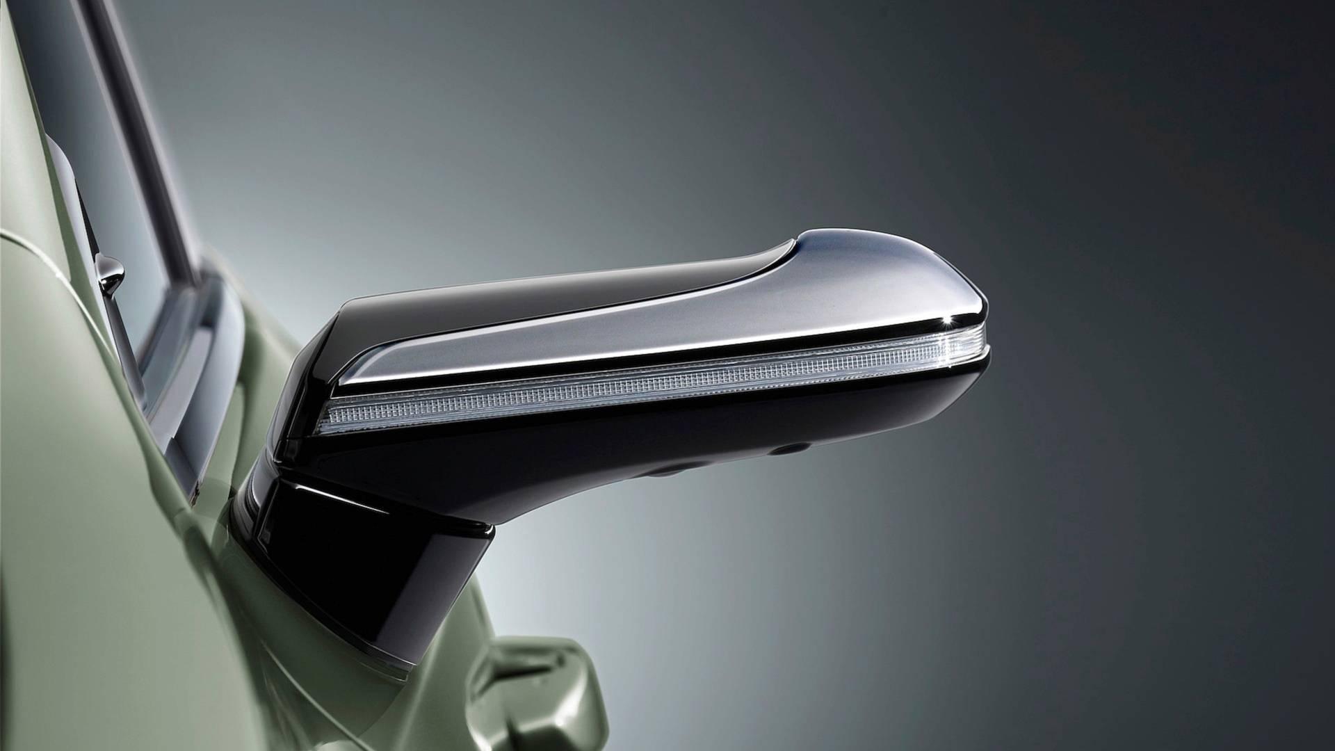 دوربینها جایگزین آینههای جانبی در لکسوس (+عکس) - 7