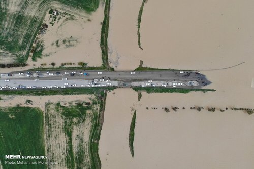 سیلاب در روستاهای استان گلستان (عکس) - 5