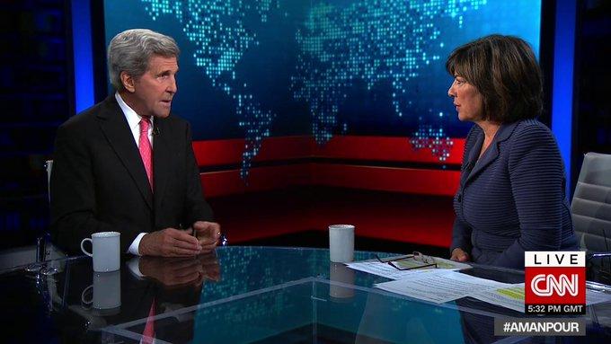 جان کری: ترامپ بدترین رییس جمهور تاریخ آمریکاست/ او به دنبال تغییر رژیم در ایران است - 7