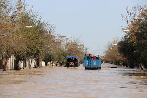 گزارش تصویری اختصاصی عصر ایران از مناطق سیلزده آققلا و روستاهای اطراف - 22