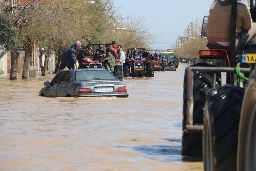 گزارش تصویری اختصاصی عصر ایران از مناطق سیلزده آققلا و روستاهای اطراف - 21