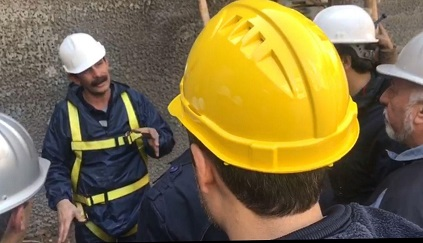 کارشناس اداره آب و فاضلاب تهران بعد از بازدید فاضلاب پلاسکو: منشأ گاز «صد در صد» همین جاست - 1