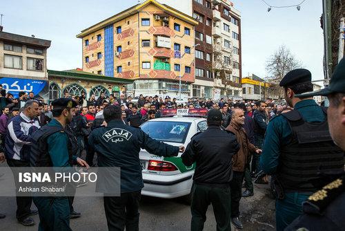 درگیری مسلحانه در رشت (عکس) - 5