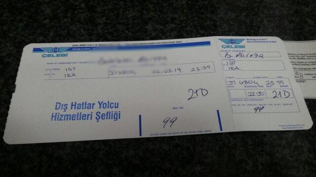 اتفاق عجیب در فرودگاه استانبول/ صدور دستی کارت پرواز! - 4