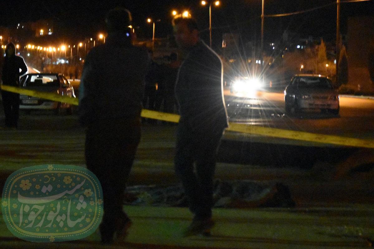 خرم آباد؛ کشته شدن سرباز وظیفه در تیراندازی به تانکر سوخت - 8